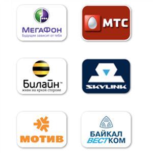 Операторы сотовой связи Тарногского Городка