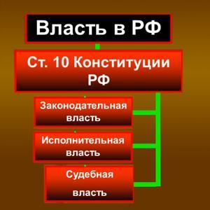Органы власти Тарногского Городка