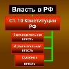 Органы власти в Тарногском Городке